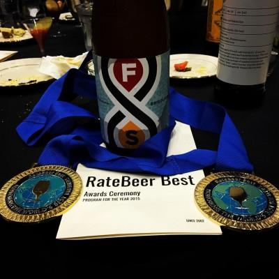 Ratebeer-Medals
