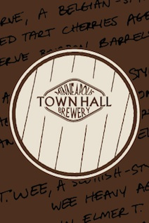 Barrel-Aged Week at Town Hall Brewery