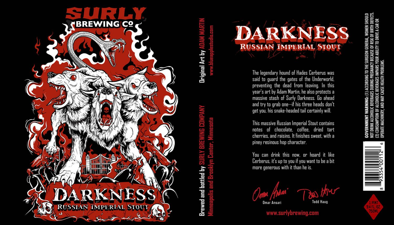 Surly Darkness 2016