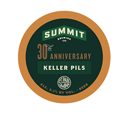 summit Brewing keller pils