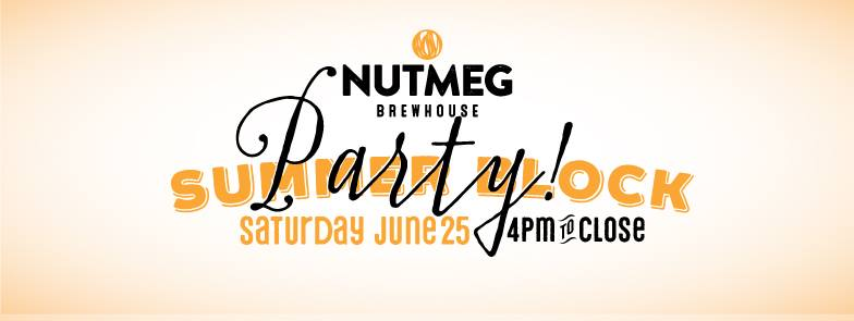 Nutmeg Summer Block Party