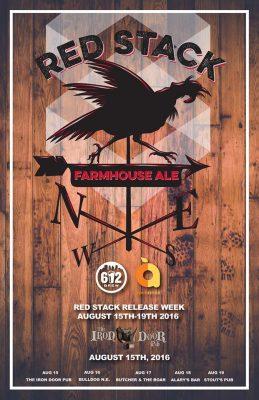 612 Brew Red Stack Farmhouse Ale