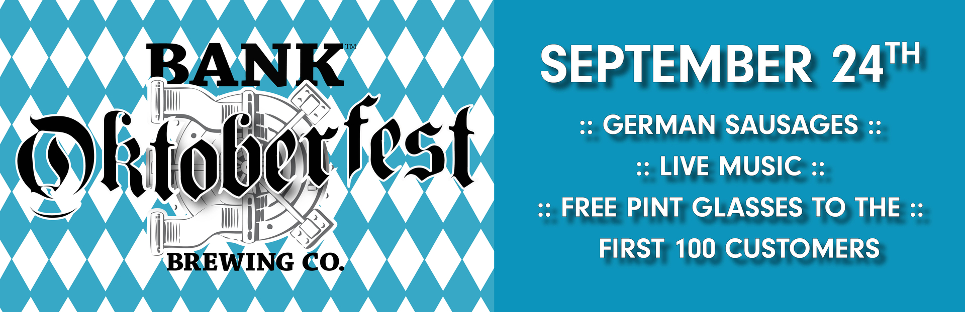 Bank Brewing OKtoberfest