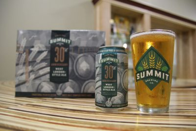 Summit Brewing's 30th Annivesary: West London-Style Ale