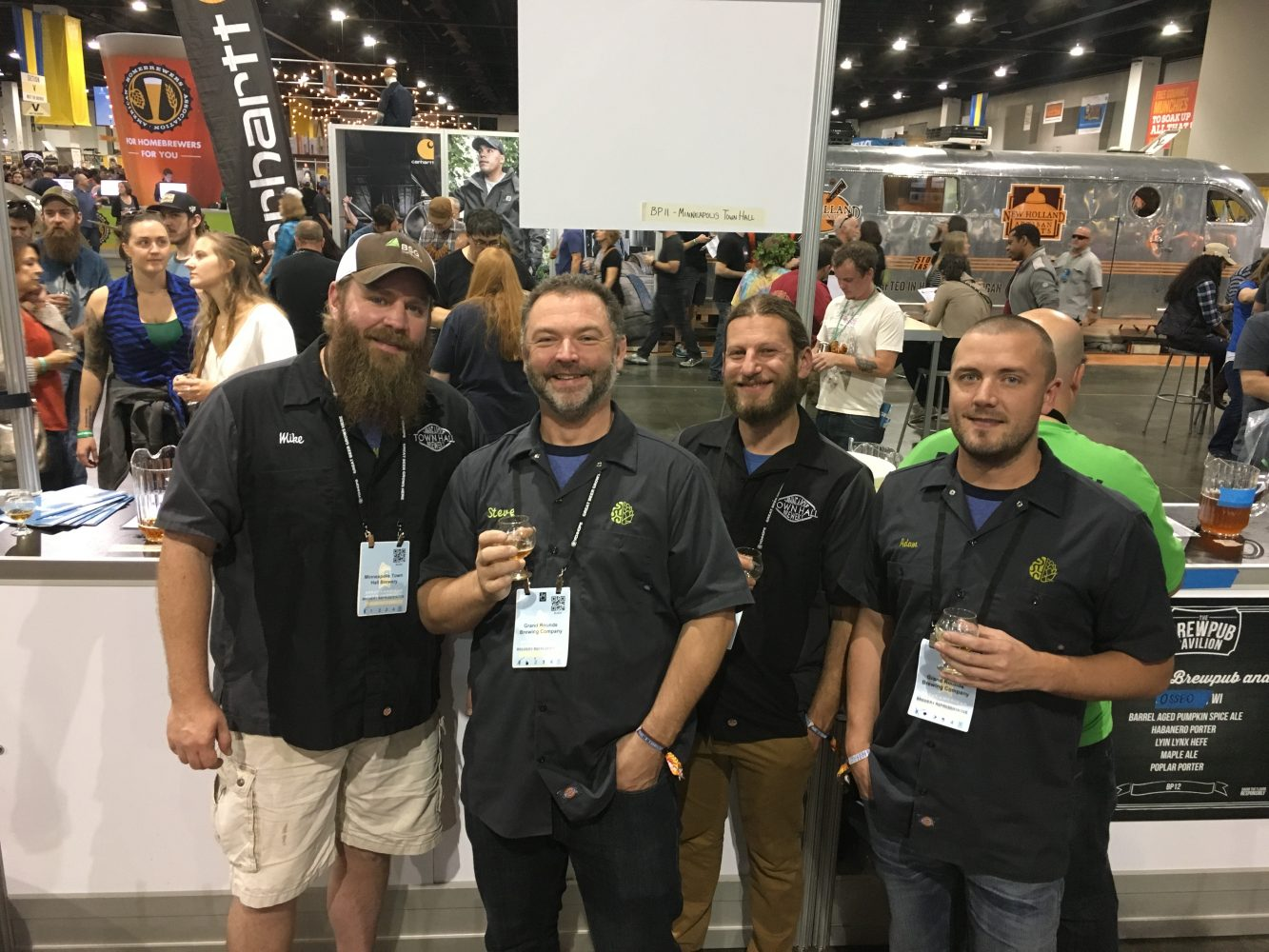 GABF - Grand Round Brewing Co