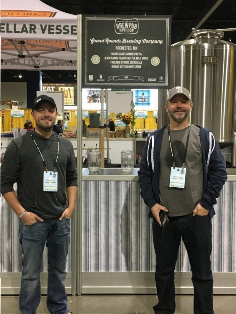 GABF - Grand Round Brewing Co