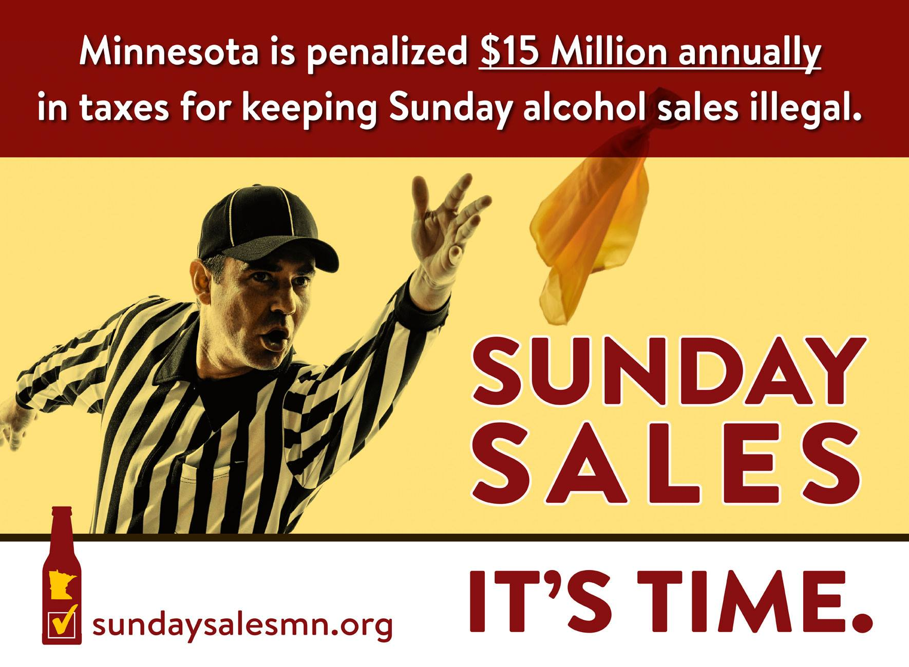Legalize Sunday Liquor Sales Minnesota