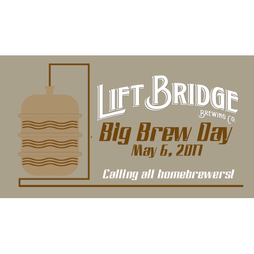 Lift Bridge Big Brew Day 2017