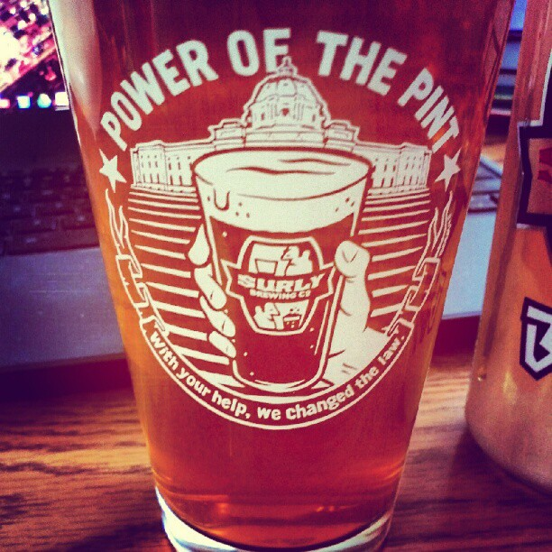 Power of the Pint