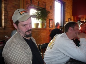 Al McCarty, craft beer legend and bar manager.