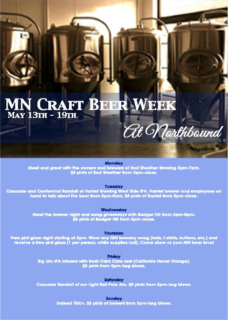 Craft Beer Week 2013 Postcard(1)
