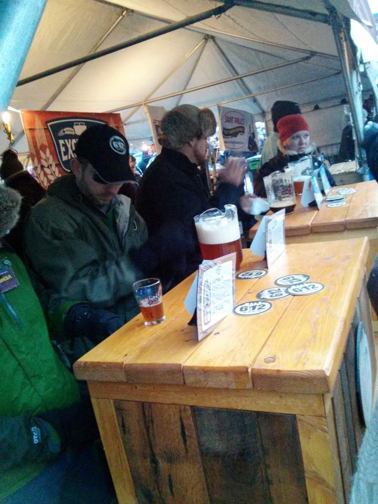 612 at Beer Dabbler