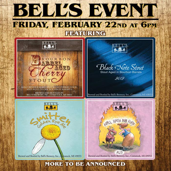 Bells Tap Takeover