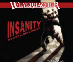 Midweek Beer Geek: Weyerbacher Insanity