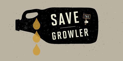save the growler