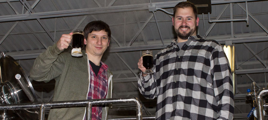 Bad Weather Brewing Co-Founders