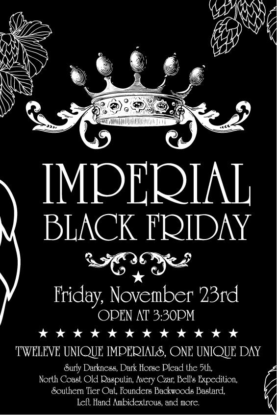Imperial Black Friday