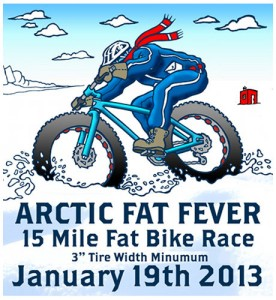 Arctic Fat Tire