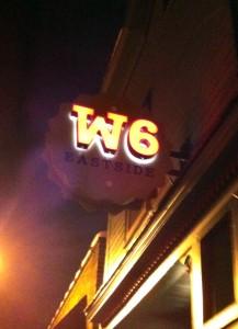 Ward 6 Sign